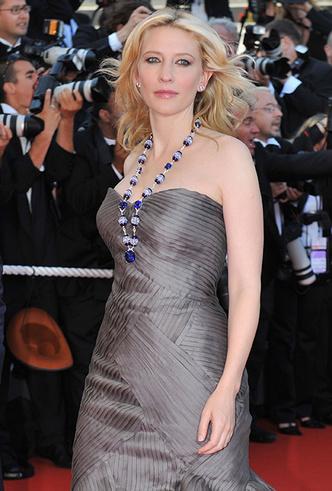 Фото №22 - Королева Канн: Кейт Бланшетт и ее модные образы за всю историю кинофестиваля