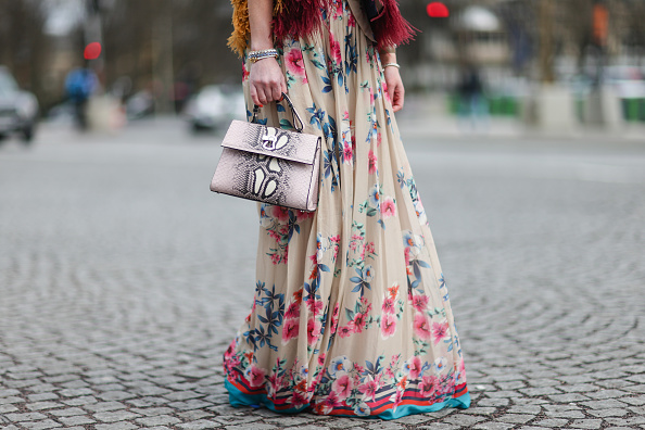 Фото №1 - Весне дорогу: 20 романтичных платьев