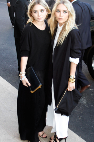 Фото №7 - А две лучше: как сестры Олсен покорили мир моды