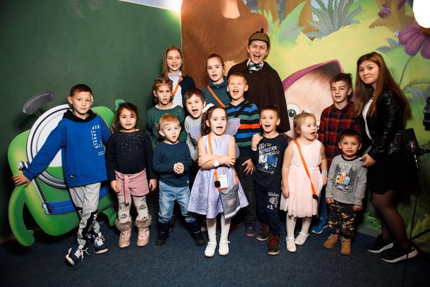 Фото №1 - Детские праздники tvzvar в центре столицы