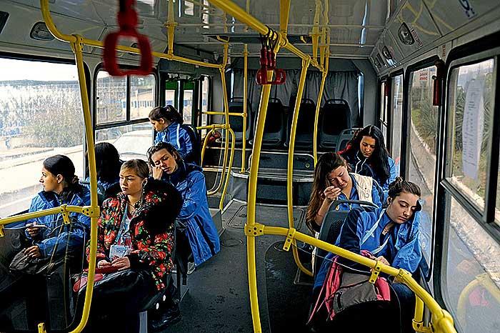 Фото №10 - Как работают волонтеры на Олимпиаде в Сочи