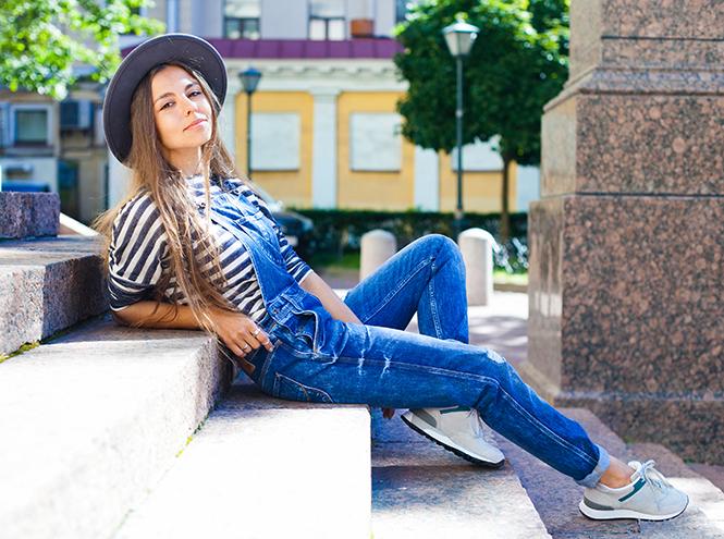 Фото №1 - Российские It-girls и блогеры снялись в лукбуке Lee®