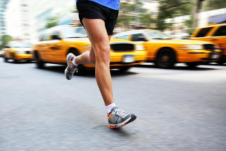Фото №1 - Заниматься спортом в городе полезно, несмотря на плохую экологию