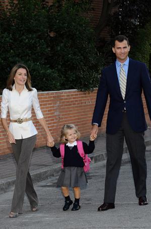 Фото №37 - Принцесса Леонор: история будущей королевы Испании в фотографиях