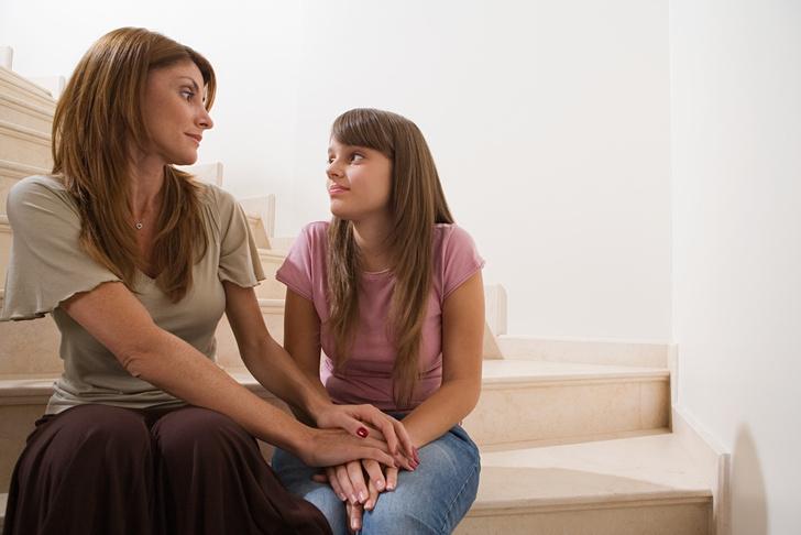 Фото №2 - Как говорить с ребенком о семейных проблемах, чтобы не навредить: 4 важных правила