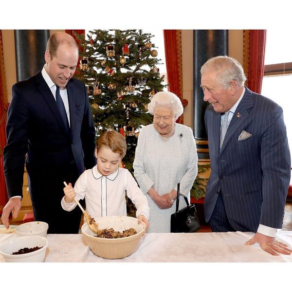 Фото №1 - Что едят королевские дети: спойлер— почти то же, что и наши
