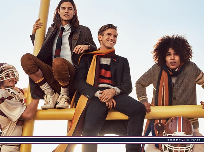 Фото №5 - Tommy Hilfiger представил рекламную кампанию к тридцатилетию бренда