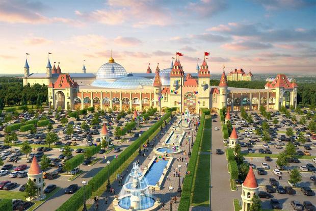 Фото №5 - «Остров мечты»: в Москве откроют «Диснейленд»?!