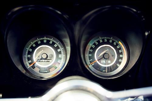 Фото №3 - Проверка на прочность: тест-драйв Chevrolet Camaro 1967 года