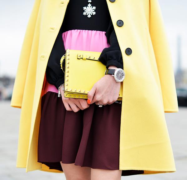 Женские осенние пальто 2015: фото