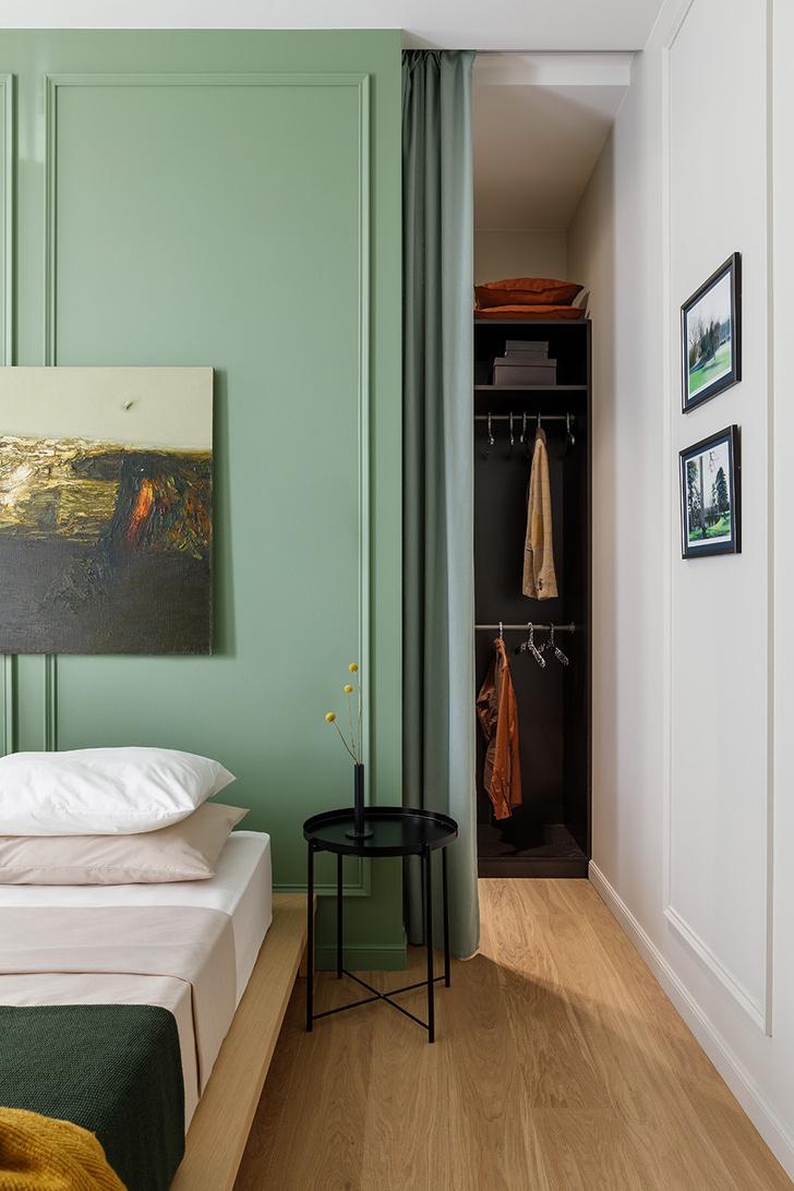Фото №11 - Квартира для ценителей искусства в Санкт-Петербурге