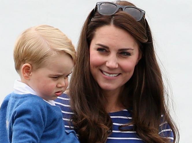 Фото №1 - Герцогиня Кембриджская отдаст своего сына в детский сад