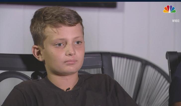 Фото №2 - Мальчик пожелал на день рождения прививку от ковида, унесшего жизнь его отца