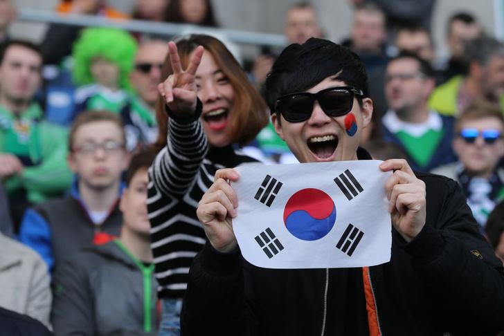 Фото №4 - Футбол по-азиатски: как играют и болеют в Южной Корее
