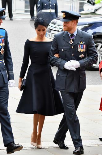 Фото №6 - Герцоги Кембриджские и Сассекские вместе вышли на работу