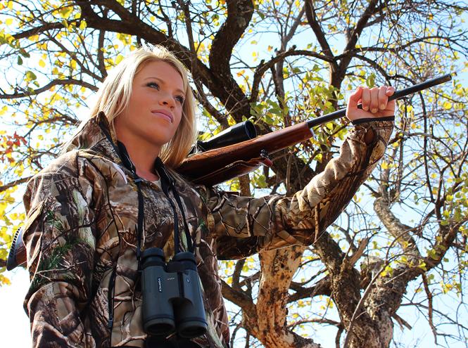 Фото №14 - Убийственная красота: женская охота как тренд