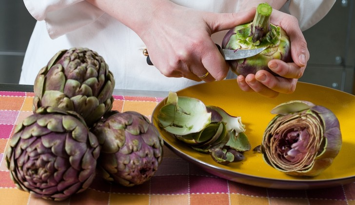 Фото №1 - Артишоки.  Оригинальные рецепты от итальянских шеф-поваров