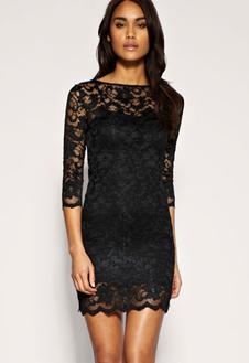 Фото №15 - Новый год и корпоратив: стильное платье