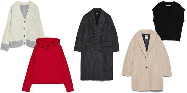 Zara, Bershka, H&M