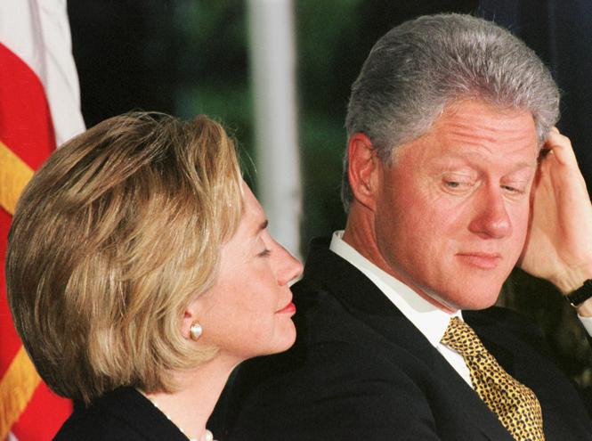 Фото №6 - Клинтон и Левински: новый взгляд на громкий сексуальный скандал