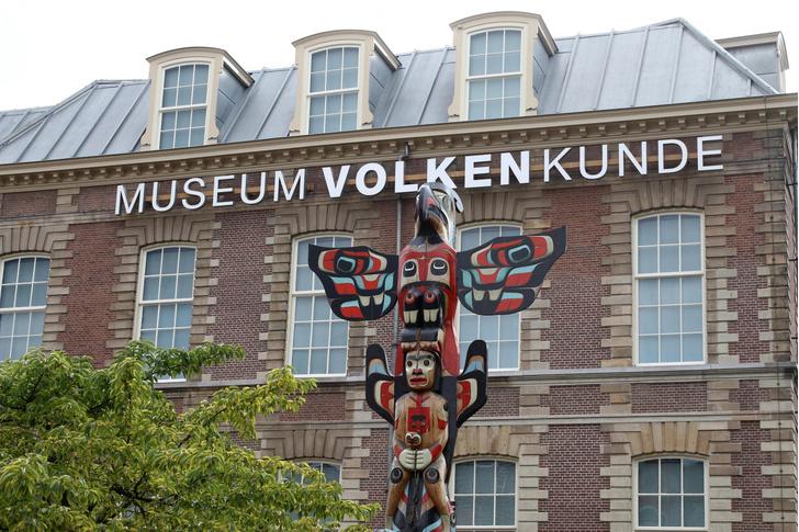 Фото №1 - Нидерланды вернут культурные ценности бывшим колониям