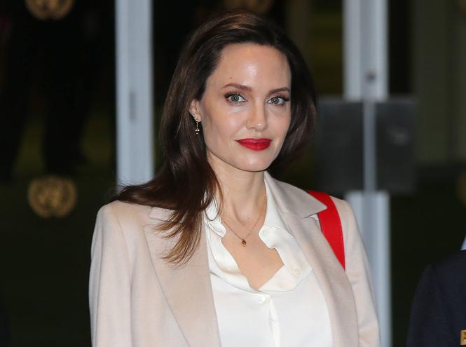 Фото №2 - Почему Анджелина Джоли затягивает развод с Брэдом Питтом