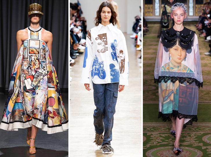 Фото №11 - 10 трендов весны и лета 2019 с Недели моды в Лондоне