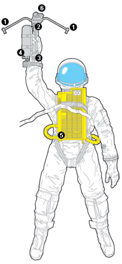 Фото №2 - Персональный транспорт космонавта