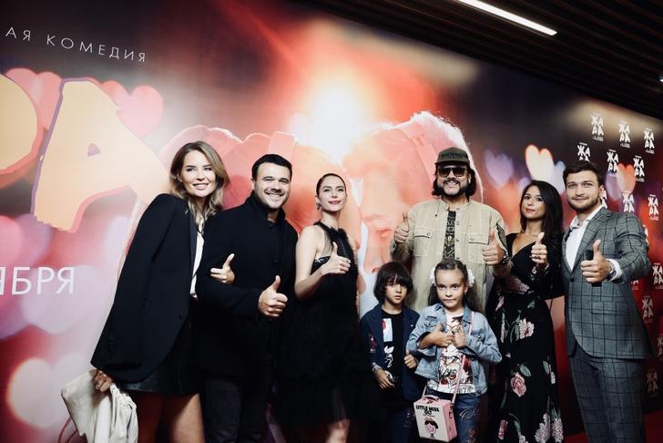 Фото №2 - Самая звездная комедия года: в Москве состоялась премьера фильма «Жара»