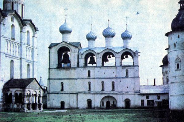 Фото №1 - Ростовская финифть