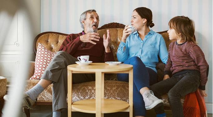 Как не выгореть, ухаживая за пожилыми родителями