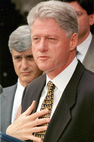 Фото №4 - Клинтон и Левински: новый взгляд на громкий сексуальный скандал