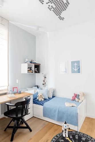 Фото №13 - Уютная квартира с изразцовой печью в Варшаве