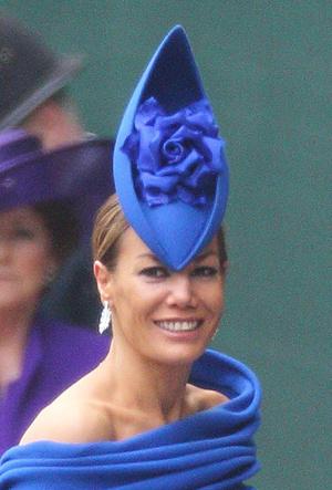 Фото №36 - 25 необычных шляп на королевских свадьбах