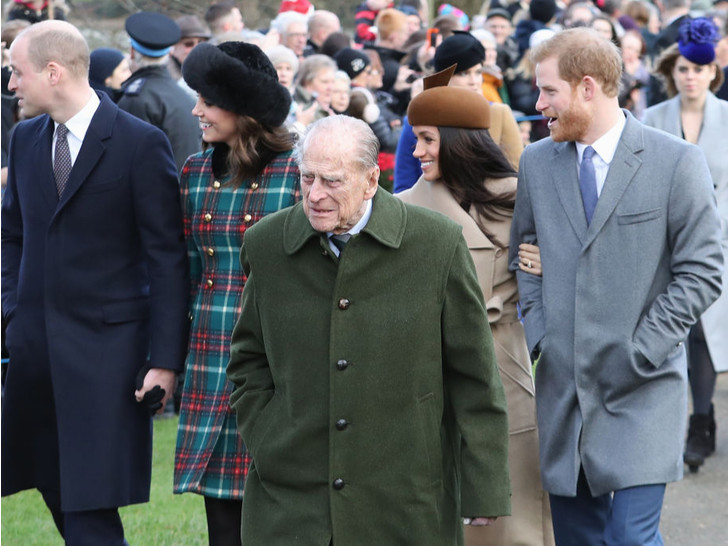 Фото №3 - Объект раздражения: какими поступками Меган вызывала недовольство принца Филиппа