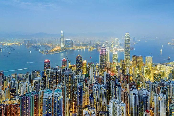 Фото №6 - Гонконг: песнь воды и ветра
