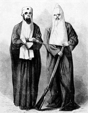 Фото №2 - Белые «рыцари» Клана
