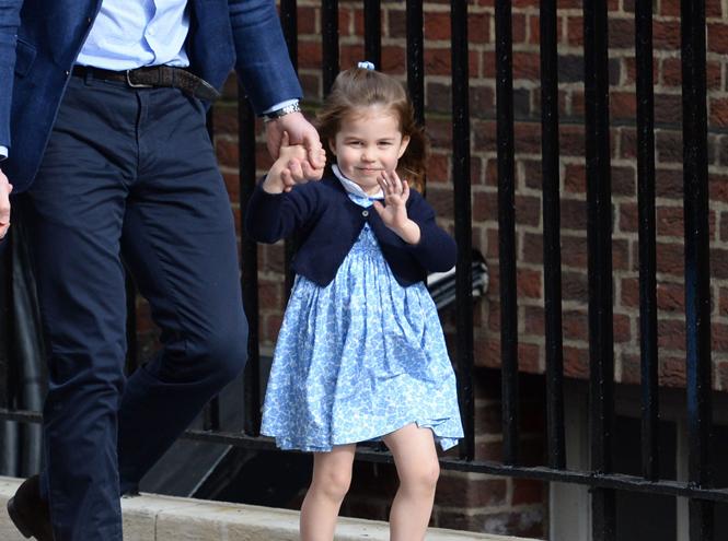 Фото №43 - Принцесса Шарлотта Кембриджская: третий год в фотографиях