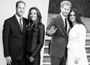 Кейт и Уильям или Меган и Гарри: чьи отношения крепче, глубже и романтичнее