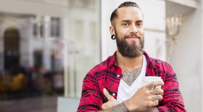 Психология бороды