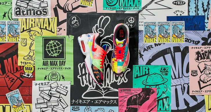 Фото №1 - Hot news: рассказываем, где найти новые кроссы Nike