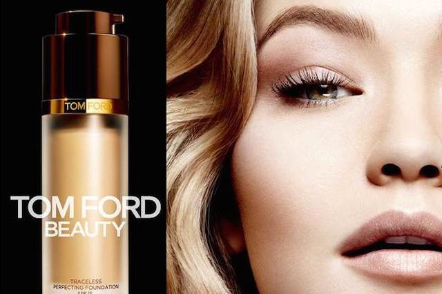 Джиджи Хадид (Gigi Hadid), Tom Ford Beauty