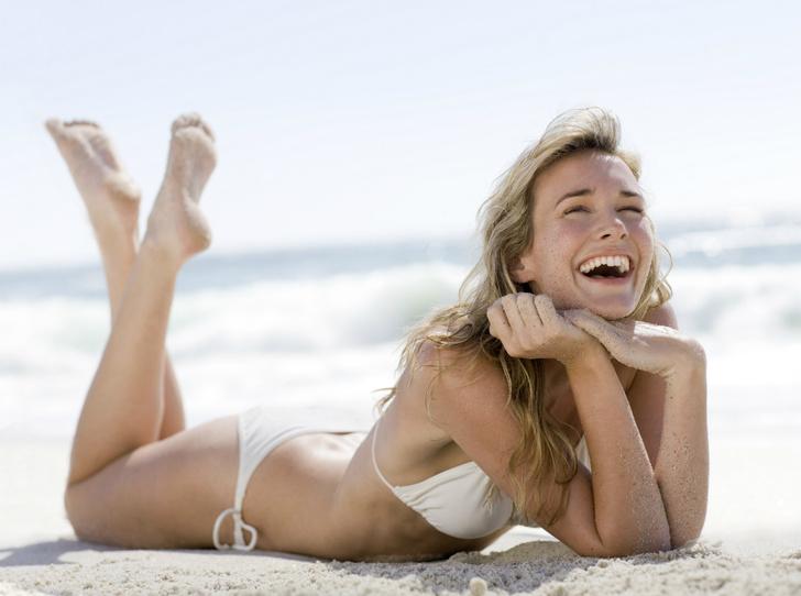 Фото №1 - Как поддерживать фигуру летом и оставаться в тонусе