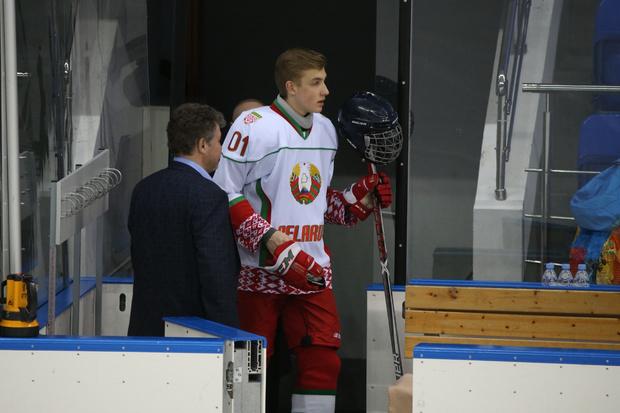 Николай Лукашенко.