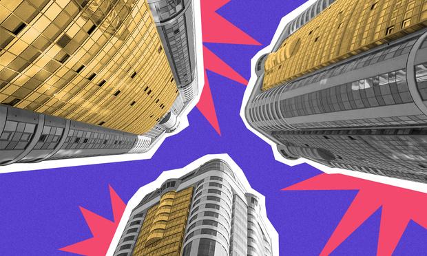 Фото №1 - ЖК «Чемпион Парк»: три почти небоскреба в высоту и отельный сервис в режиме 24/7
