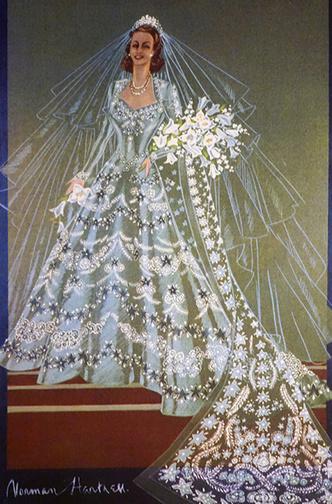Фото №7 - Пир после чумы: как Великобритания выдавала замуж будущую королеву Елизавету II