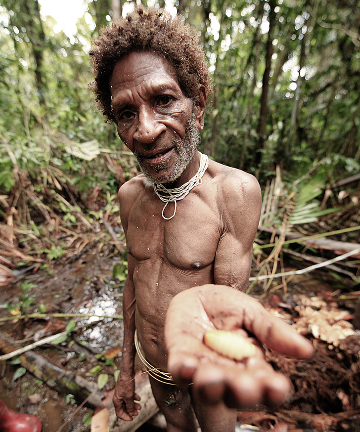 Фото №8 - Люди железного леса: как устроена жизнь в племени короваев