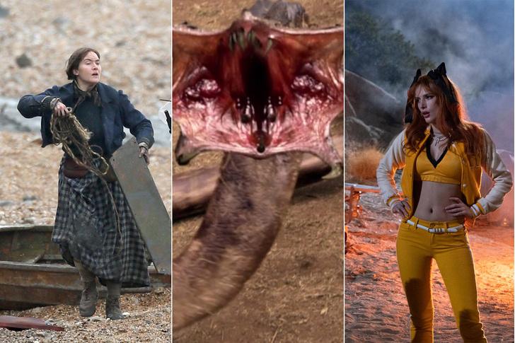 Фото №1 - Трейлеры недели: зомби, гигантские черви, восставшие из ада няни и суровая Кейт Уинслет