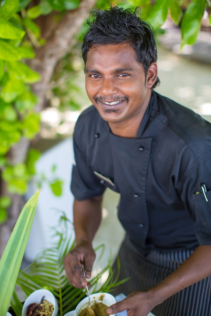 Фото №5 - Карри с тунцом по рецепту мальдивского повара