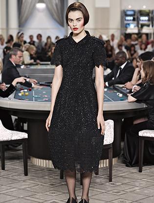 Фото №38 - Неделя Высокой моды в Париже: Chanel FW2015/16